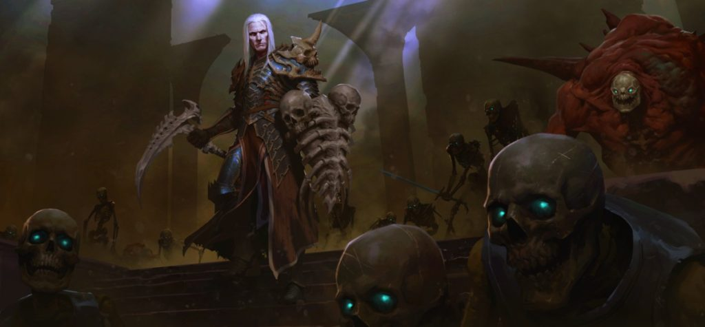 The Rise of the Necromancer expansion for Diablo III is here 18