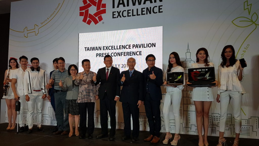 Taiwan Excellence Pavilion to showcase the best of Taiwan industry at 1 Utama mall 5