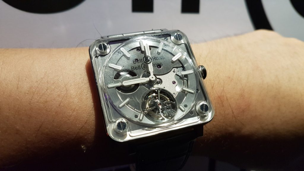 We wore the RM284,000 BR-X2 Tourbillon Micro Rotor - here's how it felt 2