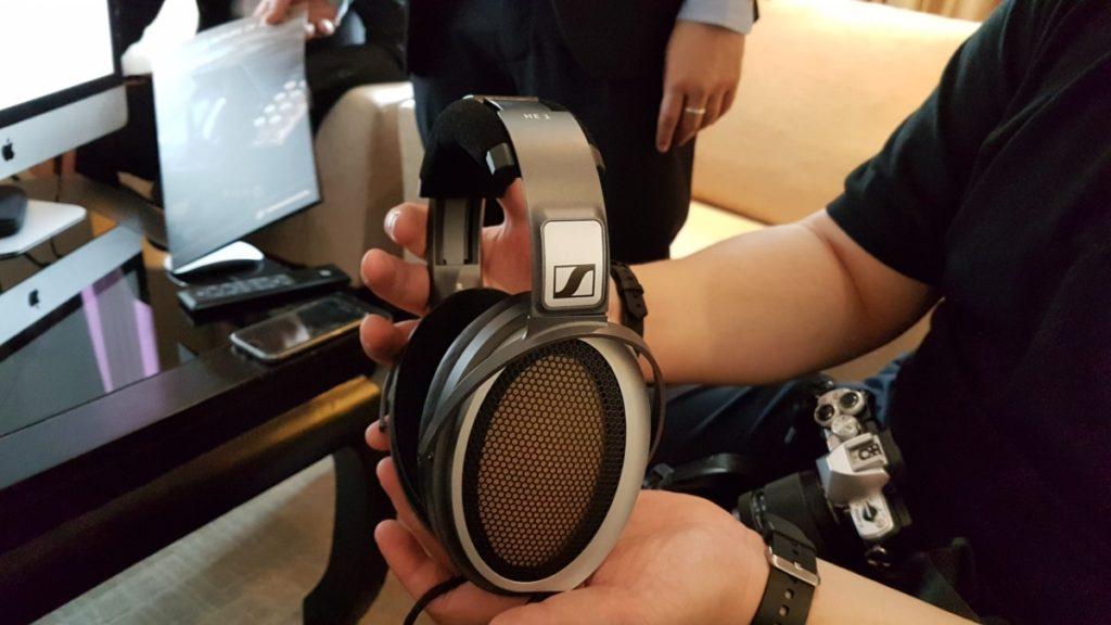 Sennheiser HE 1 headphones