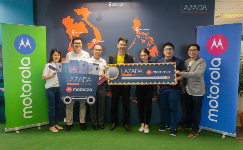 Motorola launches online store with bargains aplenty at Lazada 18