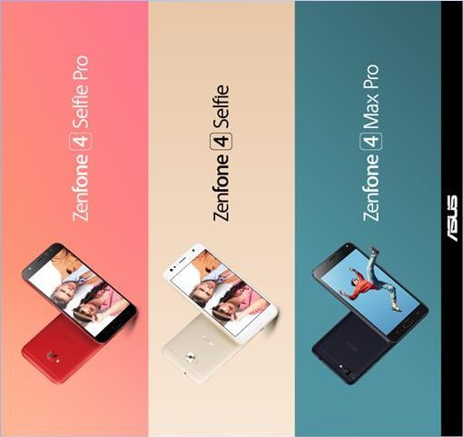 Zenfone 4 Selfie Pro, Zenfone 4 Selfie and Zenfone 4 Max preorders announced for Malaysia on Lazada and Shopee 1