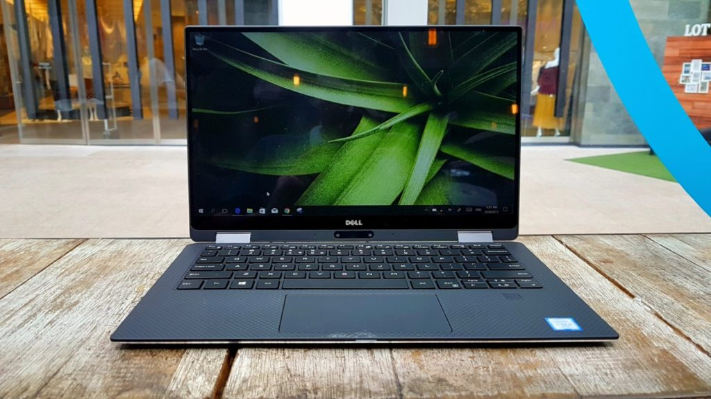 [Review] XPS 13 2-in-1 - Portable Performance Personified 14