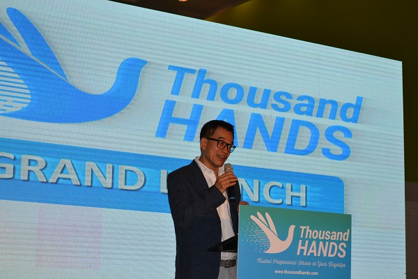 Thousand Hands mobile app offers a helping hand on demand 9