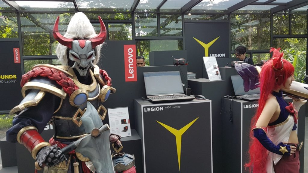 Lenovo rolls out latest generation of Legion series gaming rigs and desktops 2