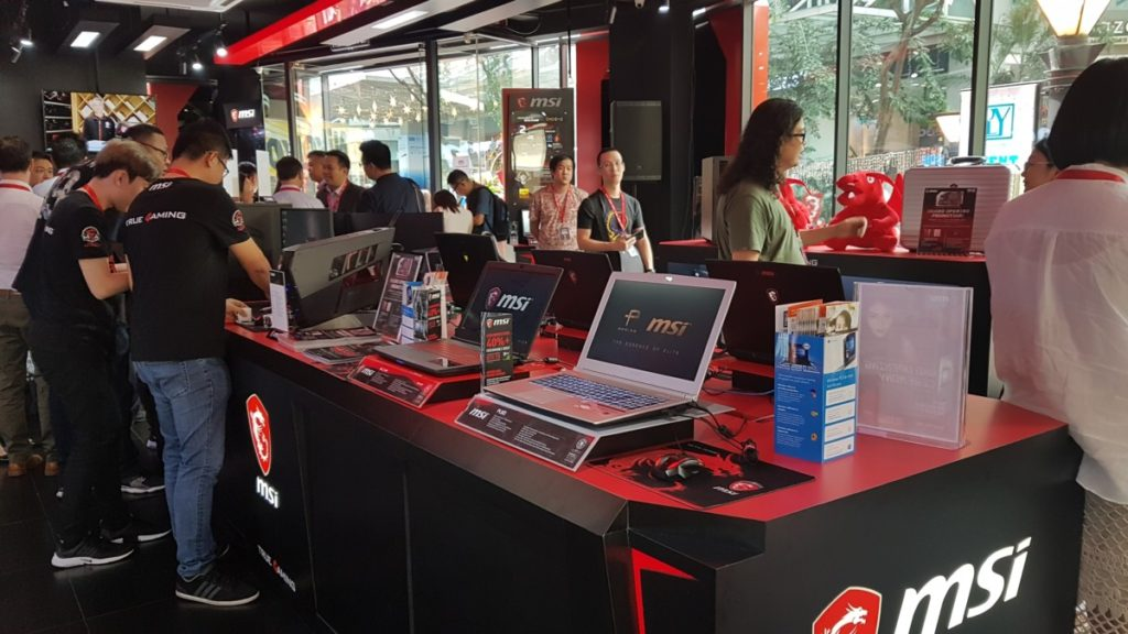 The world's largest MSI store is now open in Malaysia 3