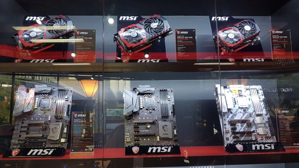 The world's largest MSI store is now open in Malaysia 4
