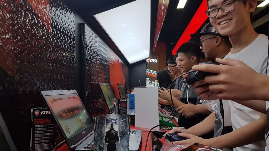 The world's largest MSI store is now open in Malaysia 6
