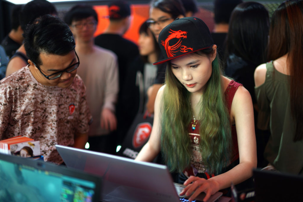 The world's largest MSI store is now open in Malaysia 8