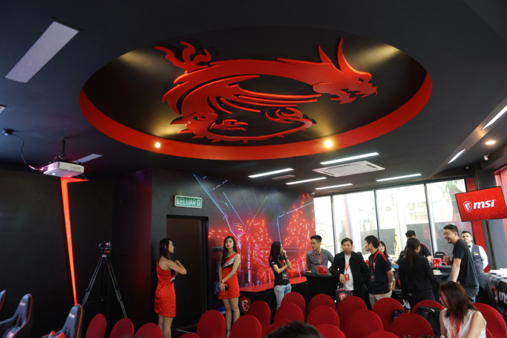 The world's largest MSI store is now open in Malaysia 12