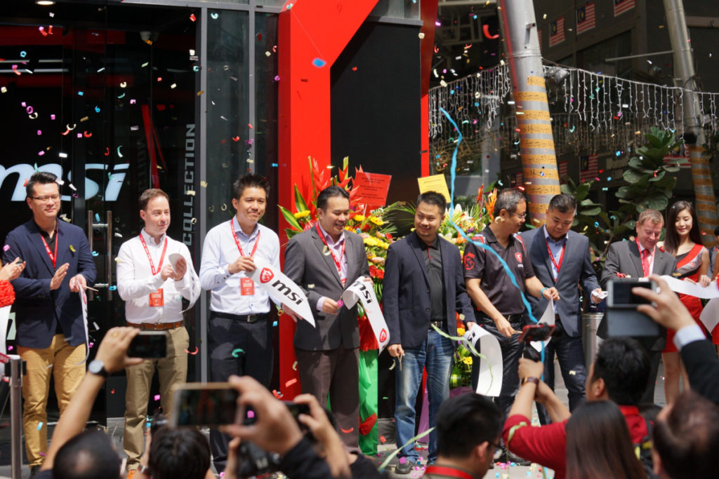 The world's largest MSI store is now open in Malaysia 2