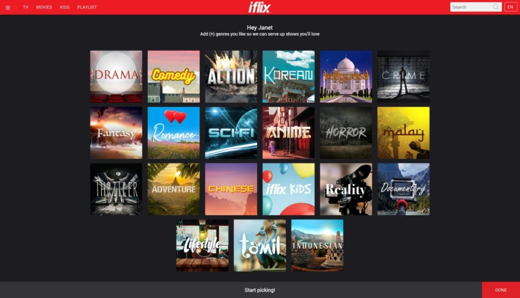 iFlix now adds Channels feature to binge watch your favourite genre 1