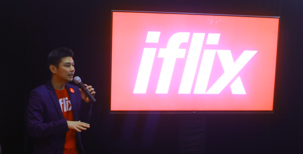 Jason Monteiro, iflix Asia, Head of Marketing.
