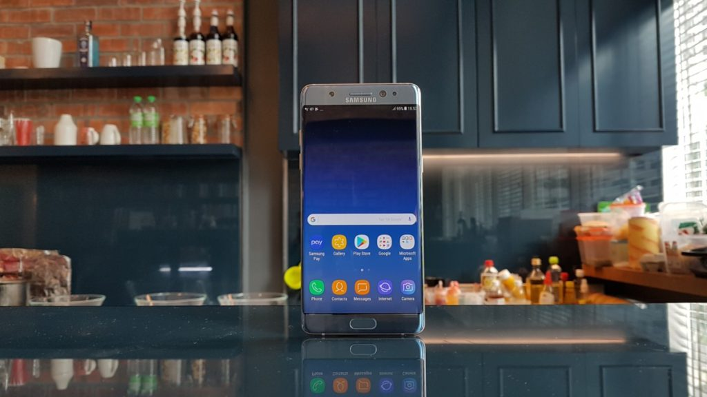 [ Review ] Samsung Galaxy Note Fan Edition 2