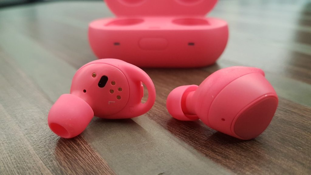 [ Review ] Samsung Gear IconX - Iconic Sonics 7