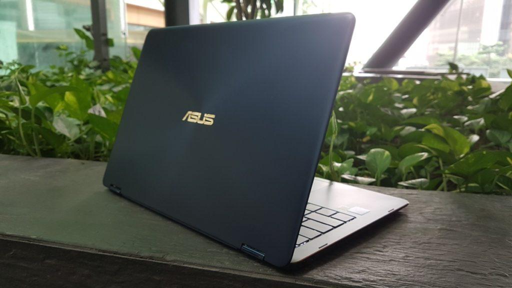 [ Review] Asus Zenbook Flip S UX370UA : Svelte and light 13