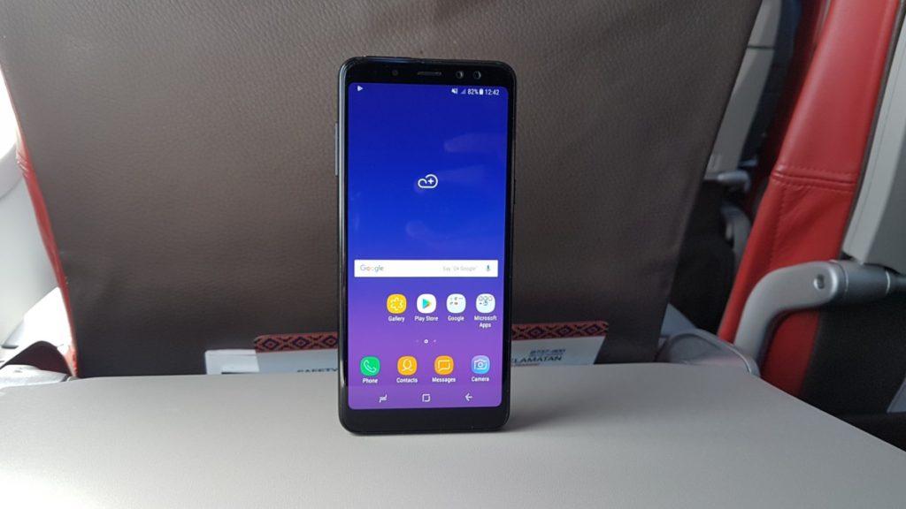 [Review] Samsung Galaxy A8 (2018) The Premium Midrange Performer 7