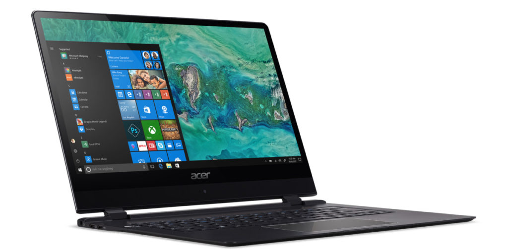 Acer's ultraslim Swift 7 laptop redefines thin at CES 2018 7