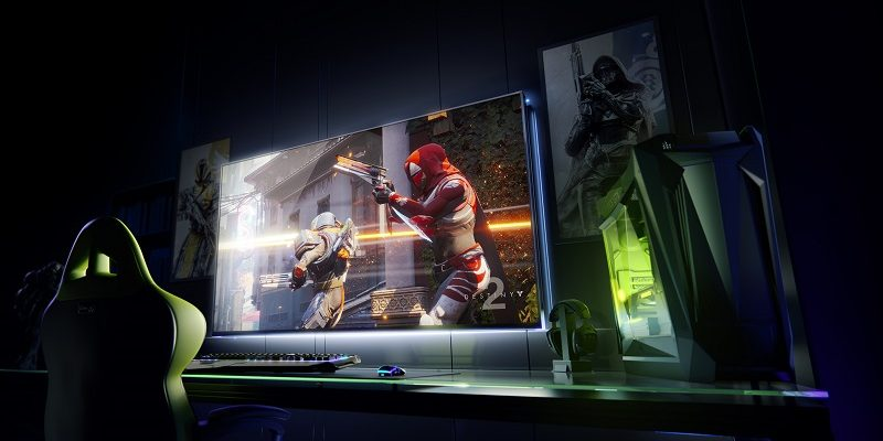 NVIDIA goes big with BFGD screen for gaming at CES 2018 33