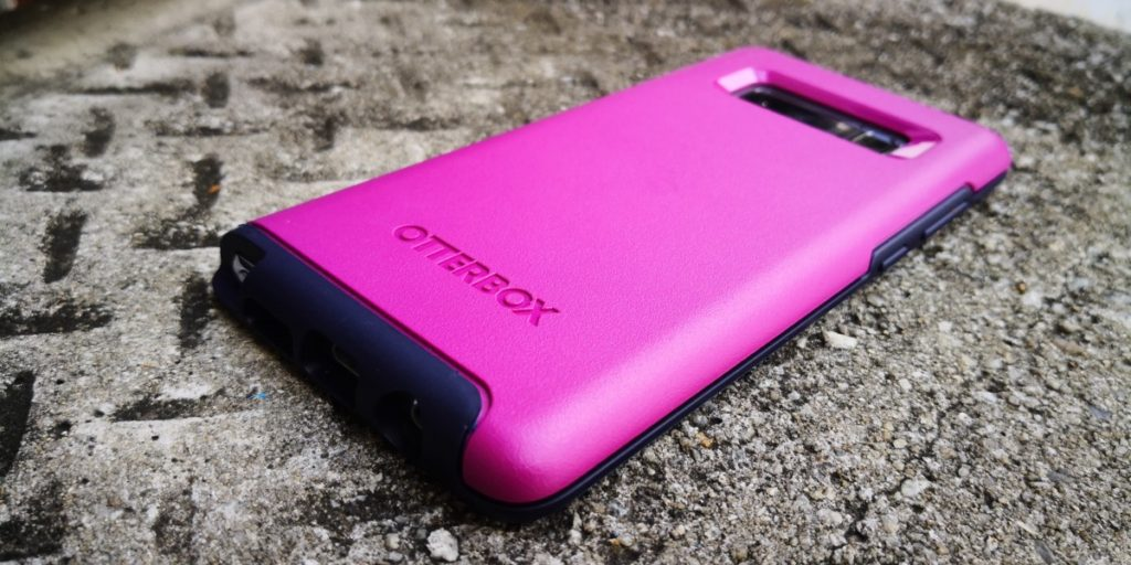 [Review] Otterbox Symmetry for Samsung Galaxy Note8 28