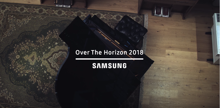 Bask in the sublime glory of the Galaxy S9's new Over the Horizon ringtone 16