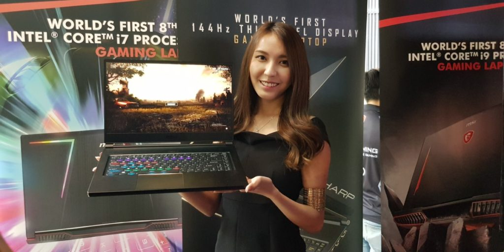 Up close with the exquisitely slim MSI GS65 Stealth Thin gaming notebook 1