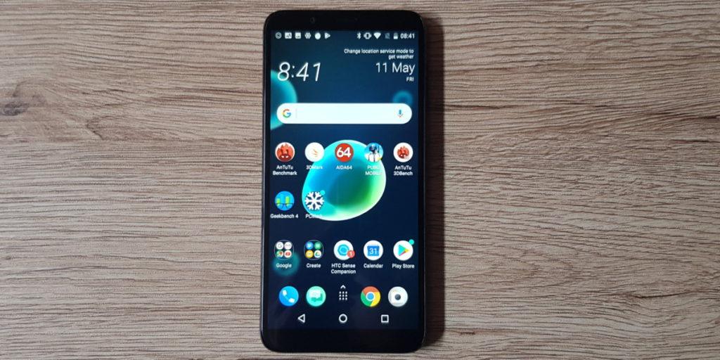 [Review] HTC Desire 12+ Midrange Mirrored Maven 18