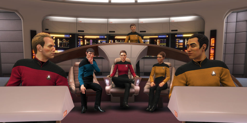 Arm photon torpedoes! Star Trek: Bridge Crew - The Next Generation coming to PC and PlayStation 4 6