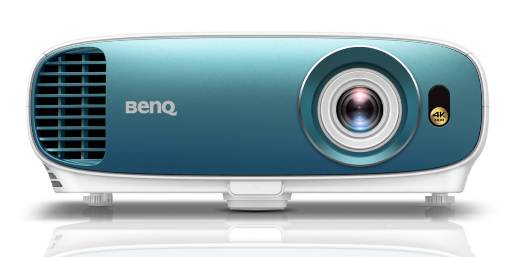 BenQ debuts sports-viewing oriented TK800 4K HDR home projector 45