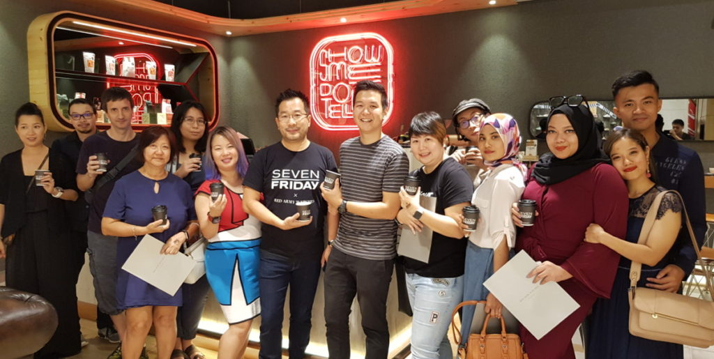 SevenFriday Space sweetens things up with chocolate drinking workshop 9