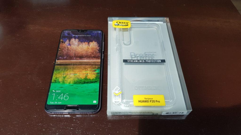 [Review] Otterbox Prefix case for Huawei P20 Pro 2