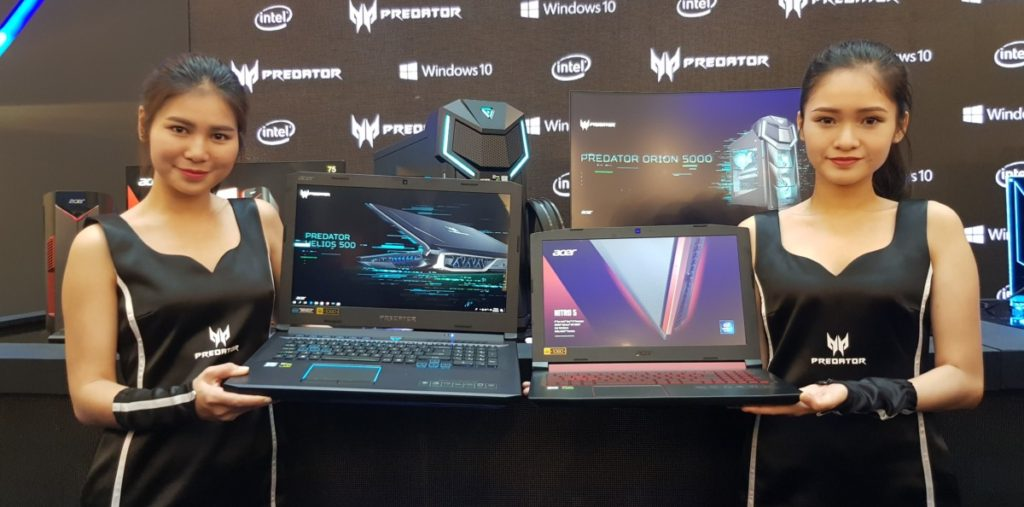 Acer unveils latest lineup gaming rigs spearheaded by the Predator Helios 500 2