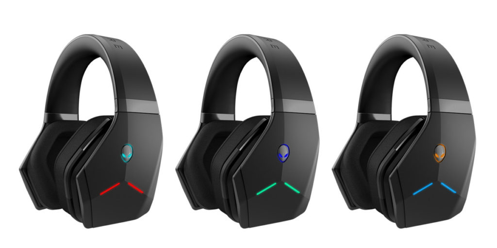 Alienware lights things up with new wireless headset and gaming mouse at E3 2018 4