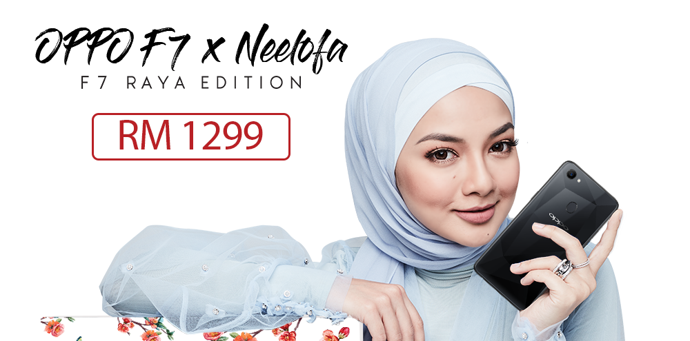 OPPO announces new phone prices and new F7 x Neelofa edition preorder 2
