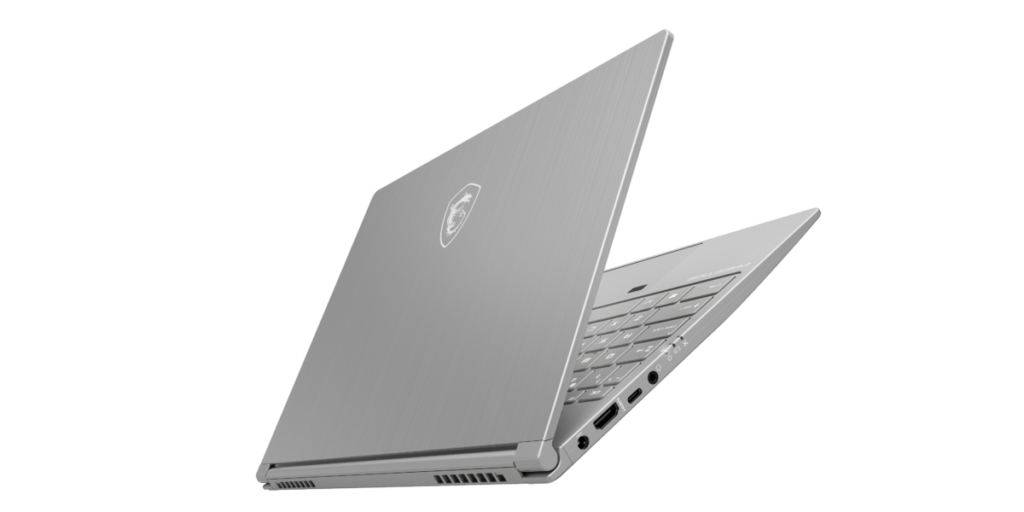 MSI means business with their svelte PS42 notebook 13