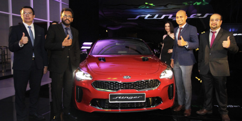 Kia Stinger GT lands in Malaysia in two variants 1