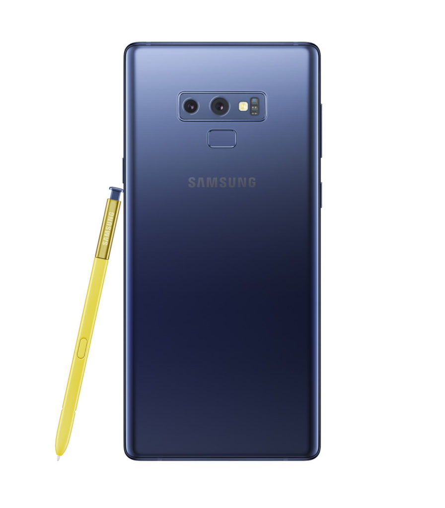 Samsung's super powerful Galaxy Note9 makes global debut at Unpacked 2018 7