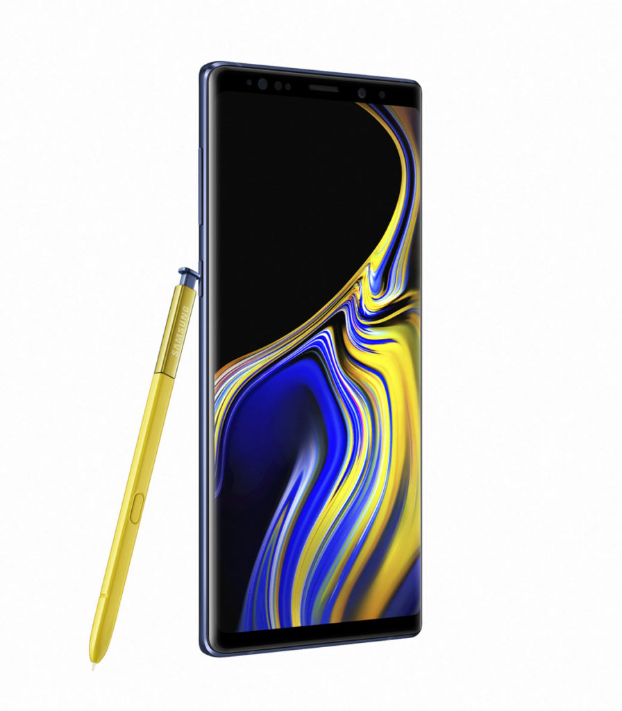 Samsung's super powerful Galaxy Note9 makes global debut at Unpacked 2018 6
