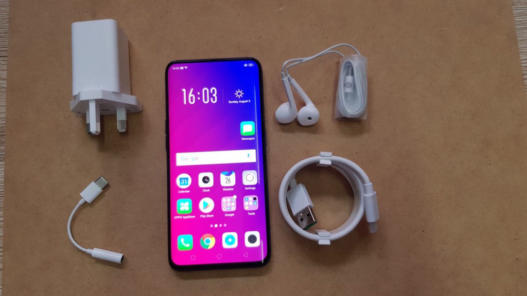 [Review] OPPO Find X - Rising Star 6