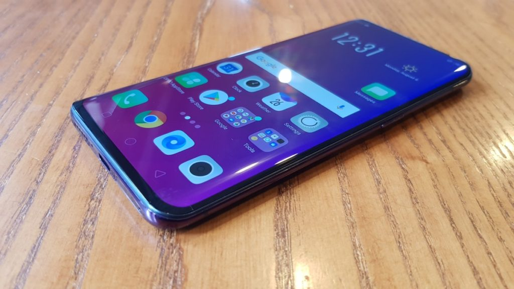 [Review] OPPO Find X - Rising Star 13