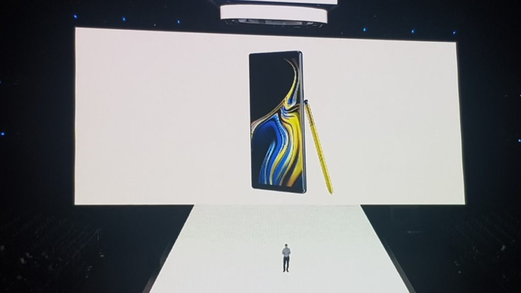 Samsung's super powerful Galaxy Note9 makes global debut at Unpacked 2018 2