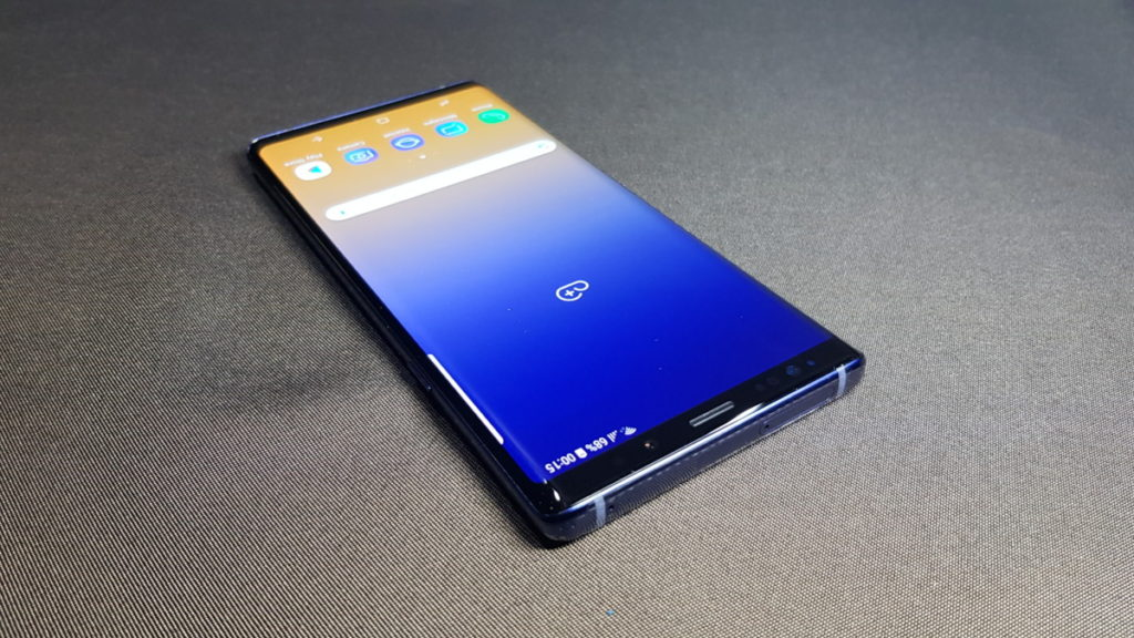 Unboxing Samsung's Galaxy Note9 - What's in the Box? 16