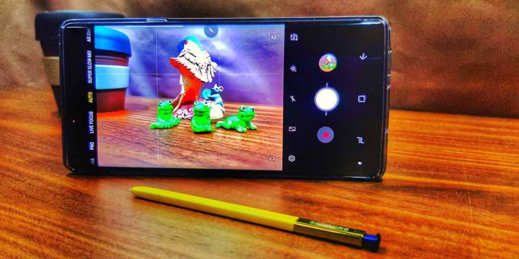 7 Awesome Tricks that the Galaxy Note9 S Pen can do for Work and Play 1