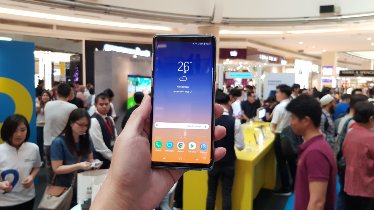 The Galaxy Note9 Chronicles - Everything You Need to Know In One Place 13