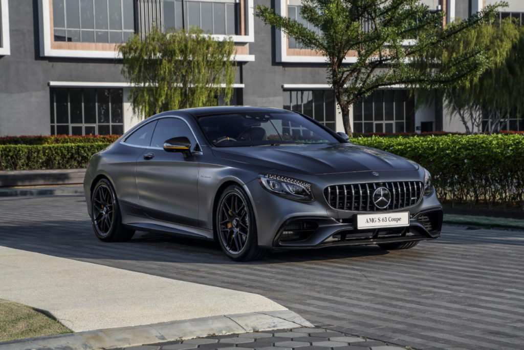 Mercedes redefines luxury and performance with new S-class line-up 9