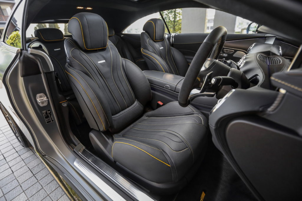 Mercedes redefines luxury and performance with new S-class line-up 10