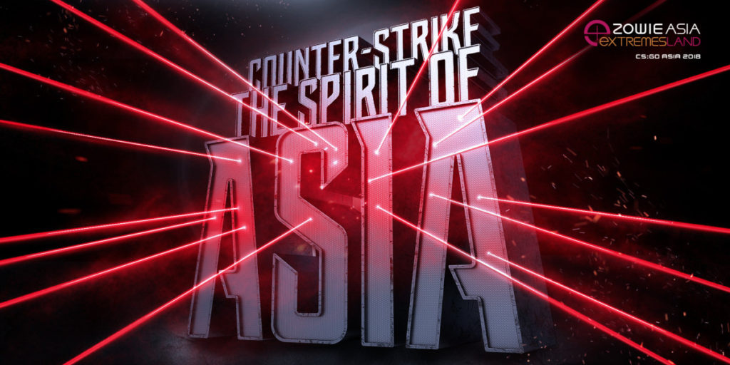 BenQ ZOWIE announces title sponsorship for prestigious eXTREMESLAND CS:GO Asia Open 2018 21