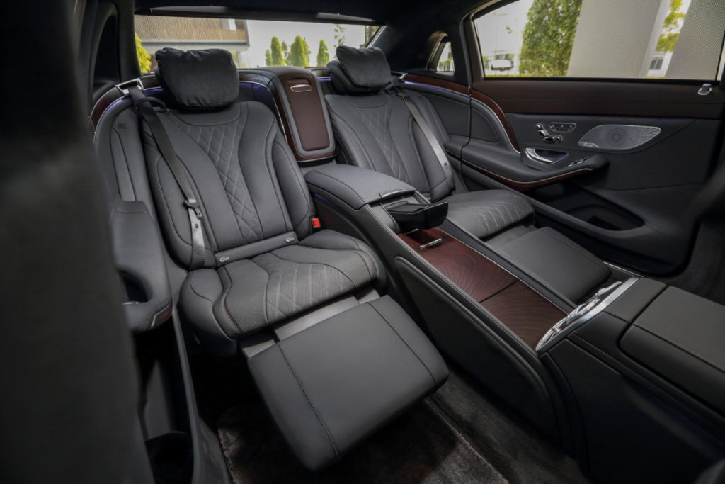 Mercedes redefines luxury and performance with new S-class line-up 12