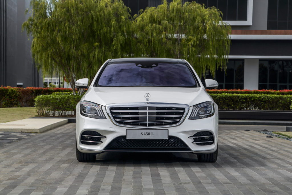 Mercedes redefines luxury and performance with new S-class line-up 6