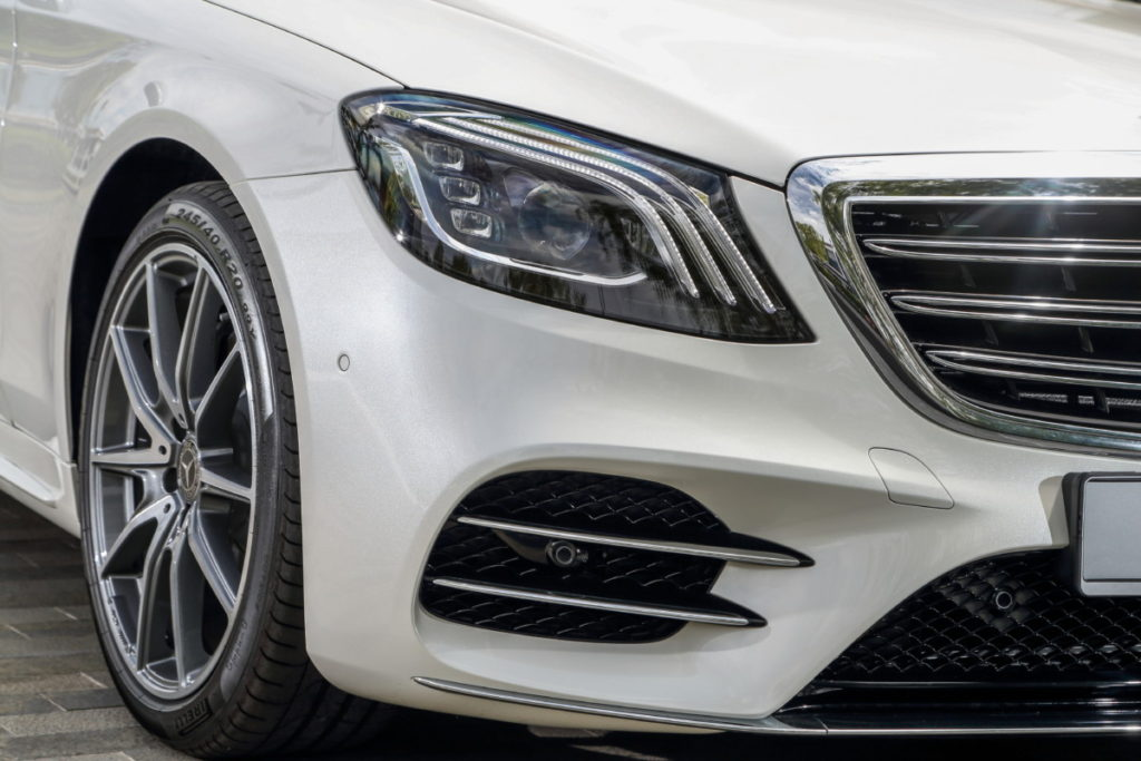 Mercedes redefines luxury and performance with new S-class line-up 4